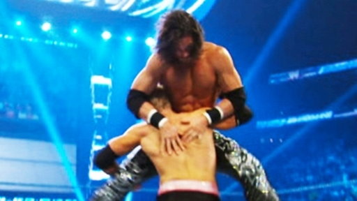 [World Heavyweight Champion Christian vs. John Morrison]