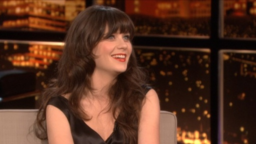 [Zooey Deschanel]