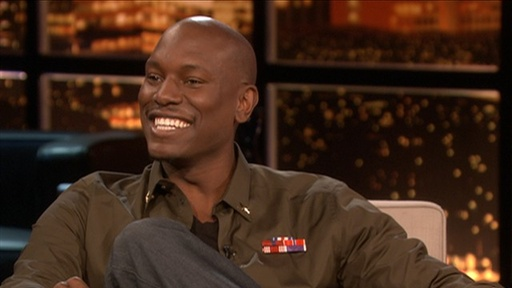 | Tyrese Gibson Interview With Chelsea Lately |