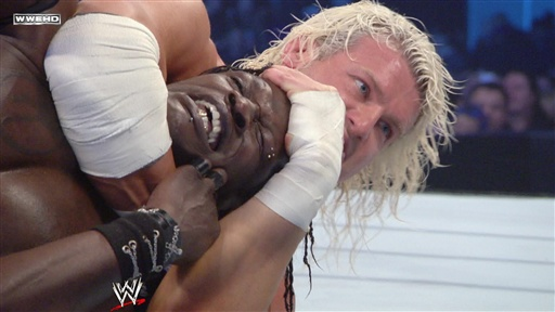 [R-Truth Vs. Dolph Ziggler]
