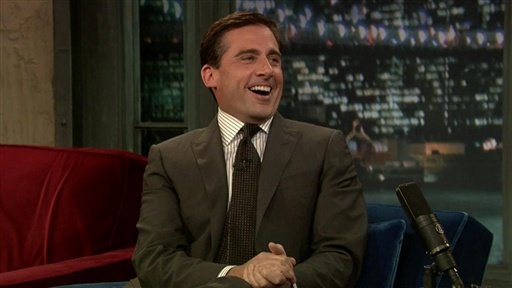 Steve Carell Video