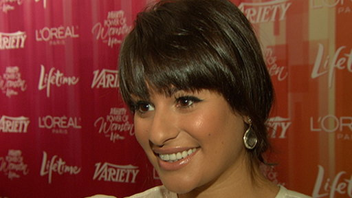 Lea Michele: What&#39;s Happening On &#39;Glee&#39; Season 3? Video