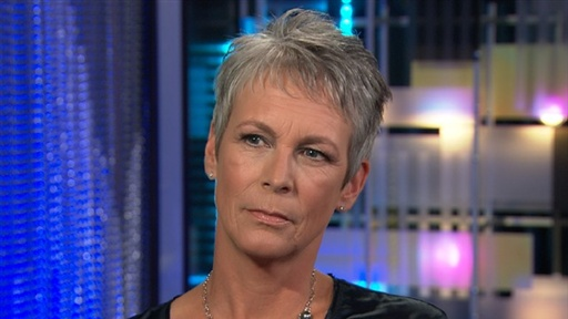 Jamie Lee Curtis On Lindsay Lohan's Troubles Video