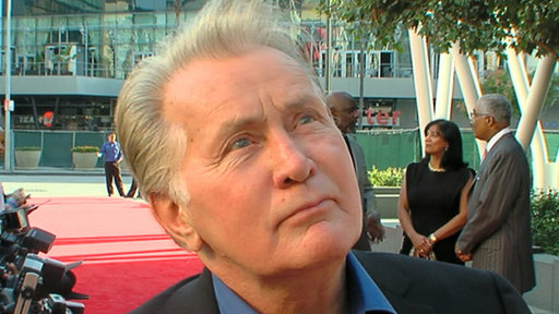 [Martin Sheen On Son Charlie Sheen Turning His Life Around: 'He's]