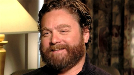 Zach Galifianakis Talks 'The Hangover 2' Video