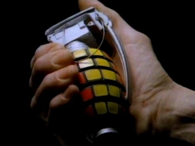 Rubik's Grenade Video