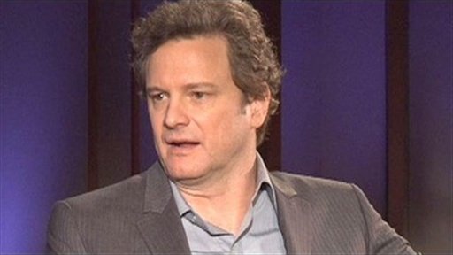 Colin Firth: Director Video