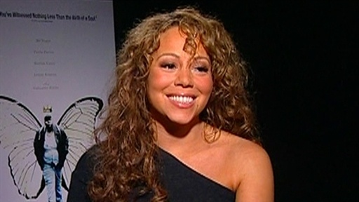 [Mariah Carey: 'I Can't Express How 'Precious' This Movie Is']