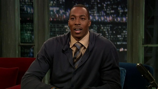 Dwight Howard, Part 1 Video