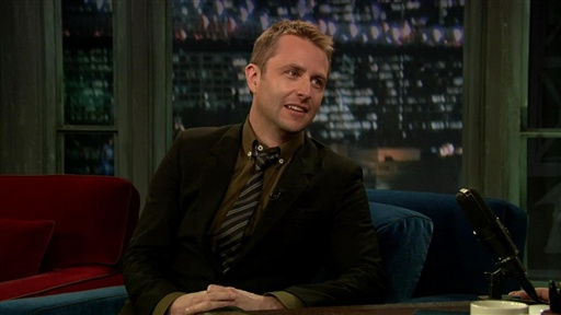 [Chris Hardwick, Part 1]