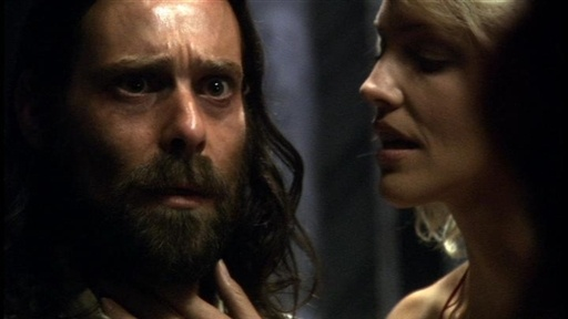 [Baltar's Interrogation]