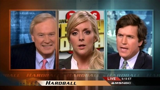 [Jenna on Hardball]