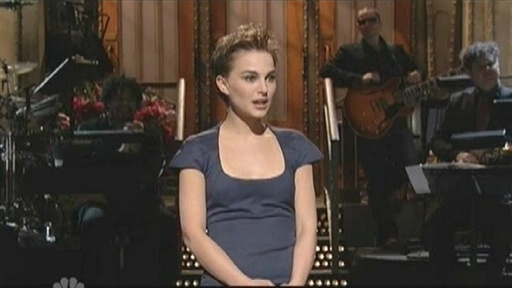 Natalie Portman Monologue Video