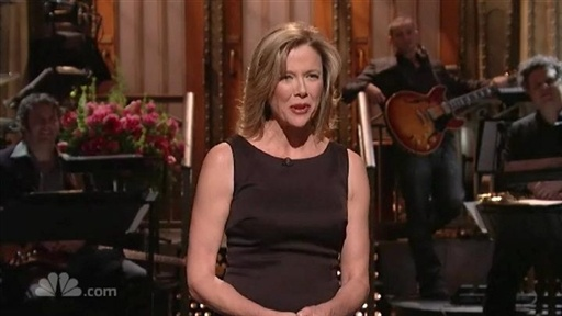 Annette Bening's Monologue Video