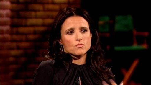 Julia Louis-Dreyfus on &quot;Seinfeld&quot; Video
