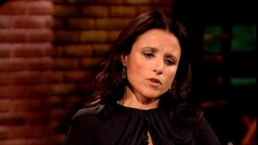 [Julia Louis-Dreyfus on Funny Writing]