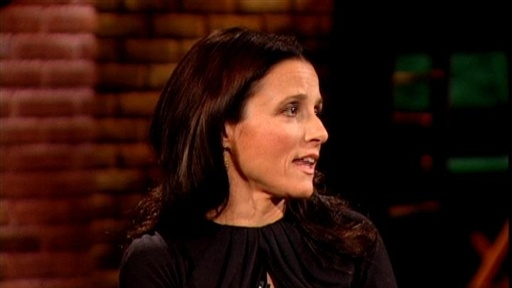[Julia Louis-Dreyfus on Yadda Yadda Yadda]
