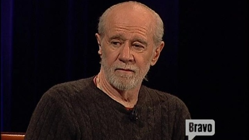 "[George Carlin on ""Dogma""]"