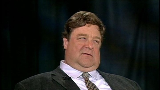 "[John Goodman on Himself and ""The Flintstones""]"