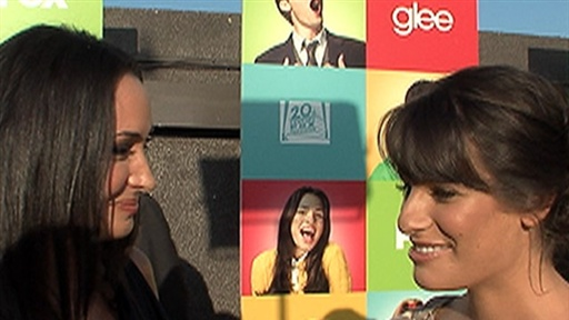 Dish of Salt: Lea Michele Talks Emmy Preps, &#39;Glee&#39; Going Britney Video