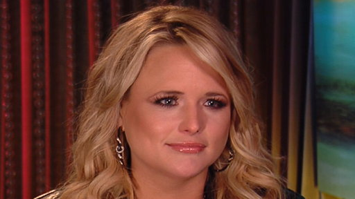 [Miranda Lambert Goes On the 'Record']