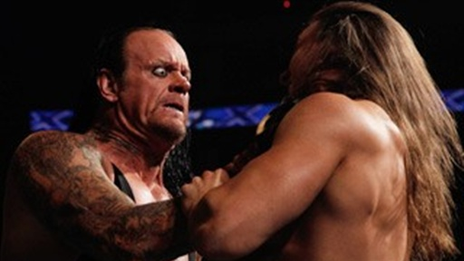 Undertaker Vs. Intercontinental Champion Drew McIntyre Video