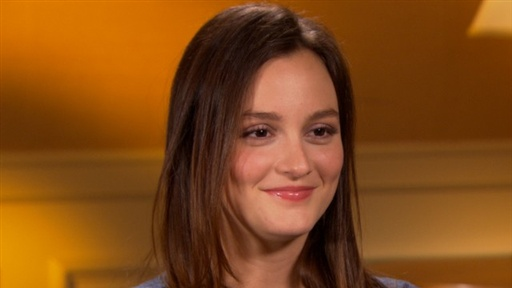 Leighton Meester Learns to Be 'Country Strong' Video