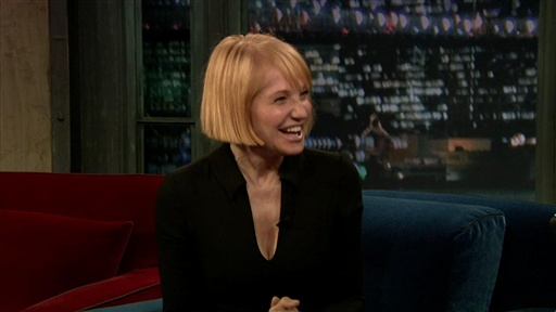 Ellen Barkin, Part 1 Video