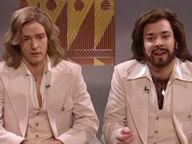 [The Barry Gibb Talk Show]