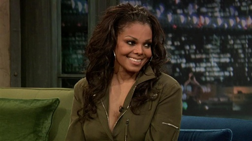 Janet Jackson: Cork Soakers Video