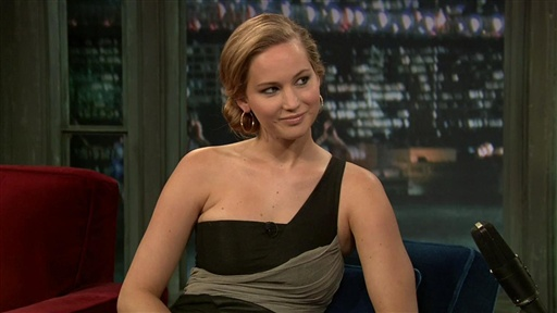 Jennifer Lawrence Video