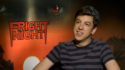 Christopher Mintz-Plasse: &#39;Fright Night&#39; Was the Perfect Film to Video