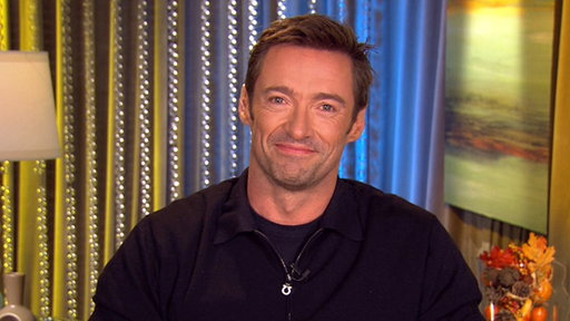 Hugh Jackman: 'We've Got the Bieber Fever in the Jackman Family' Video