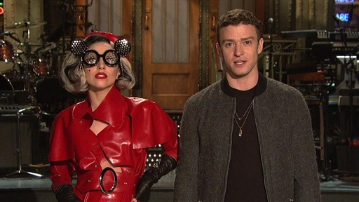SNL Promo: Justin Timberlake &amp; Lady Gaga Video