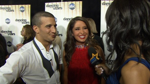 [Bristol Palin On 'Dancing' Premiere: the Judges Are 'Intimidatin]
