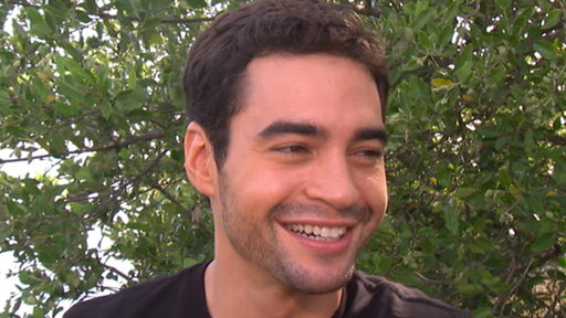 Ramon Rodriguez Talks Taking on Bosley for 'Charlie's Angels' Video