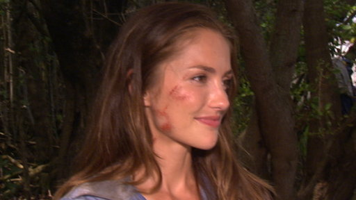 Does Minka Kelly Feel Any Pressure Remaking 'Charlie's Angels'? Video