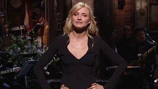 Cameron Diaz Monologue Video