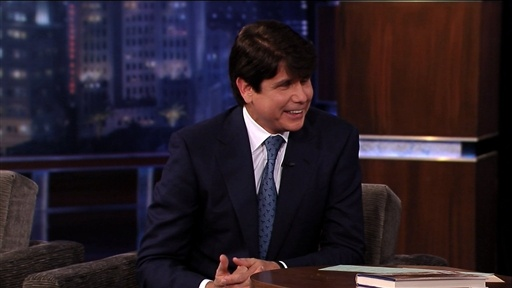 rod blagojevich toupee. Rod Blagojevich