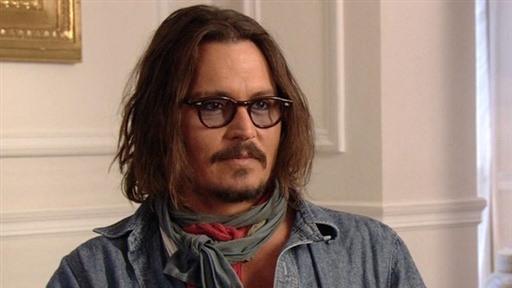 Johnny Depp Discusses Meeting Angelina Jolie for the First Time Video