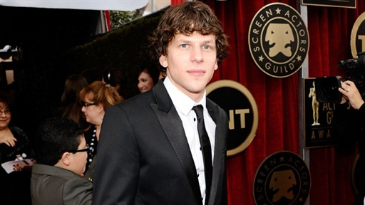 [Jesse Eisenberg: What Was It Like Meeting Mark Zuckerberg?]