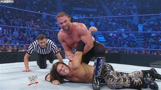 John Morrison Vs. Charlie Haas Video