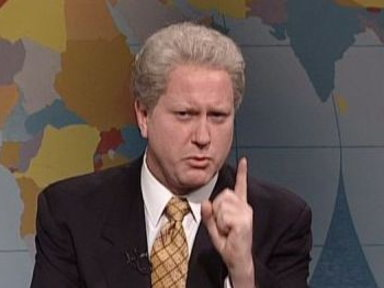 Weekend Update: Bill Clinton Video