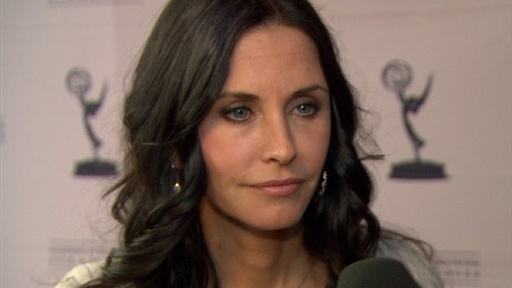 Courteney Cox Talks Dating Rumors &amp; Appearing On &#39;The Howard Ste Video