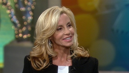 Camille Grammer On the 'Awful' Portrayal of Her On 'the Real Hou Video
