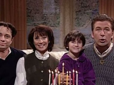Chanukah Hymns Video