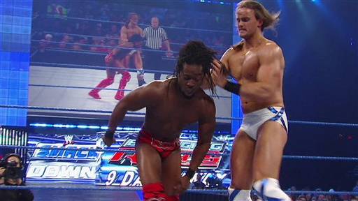 Kofi Kingston Vs. Drew McIntyre: Team SmackDown WWE Bragging Rig Video