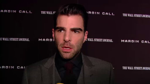 'Margin Call' NYC Premiere Video