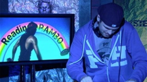 DJ Steve Porter Remixes Reading Rambo Video