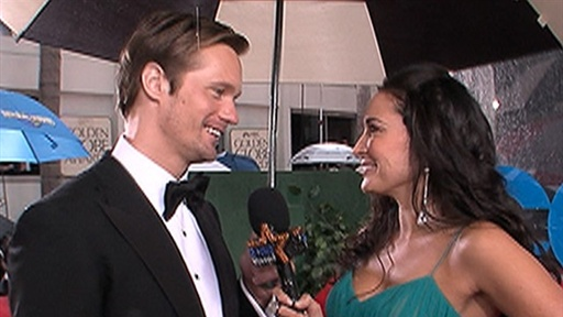 Alexander Skarsgard On &#39;True Blood&#39; Season 3 Video